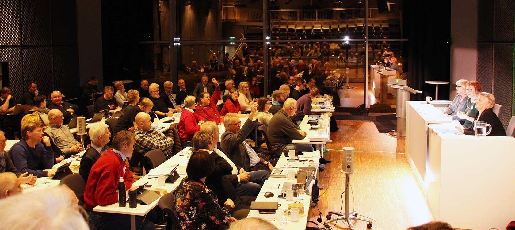 Kommunestyret i Kongsberg vedtok reguleringsplanen for Vestsiden ungdomsskole i sitt møte 13. desember.